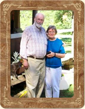 Darrell and Betty Haden